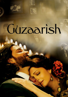 Netflix box art for Guzaarish