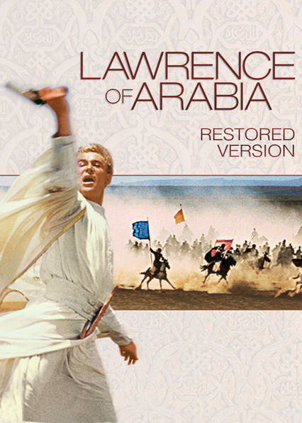 Lawrence of Arabia: Restored Version Netflix AU (Australia)