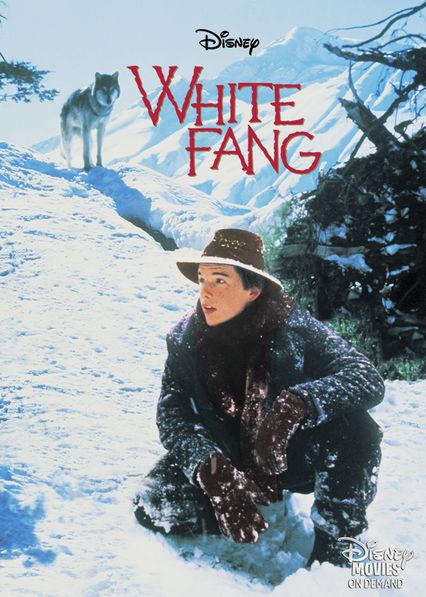 White Fang Netflix AR (Argentina)