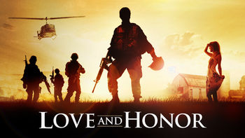 Netflix box art for Love and Honor