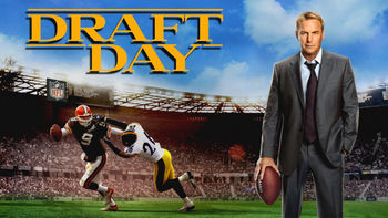 Netflix box art for Draft Day