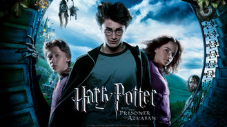 Is Harry Potter and the Prisoner of Azkaban on Netflix?