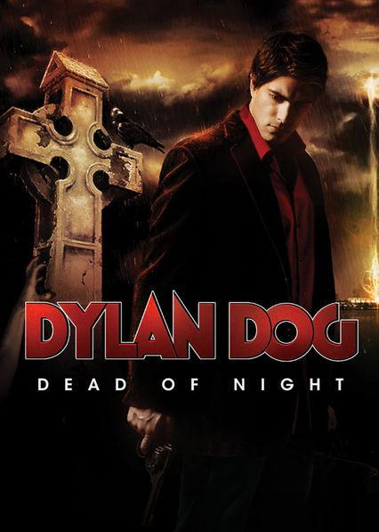 Dylan Dog: Dead of Night Netflix AR (Argentina)