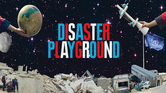 Netflix Box Art for Disaster Playground