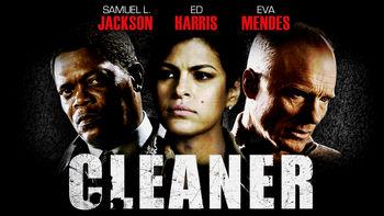 Netflix box art for Cleaner