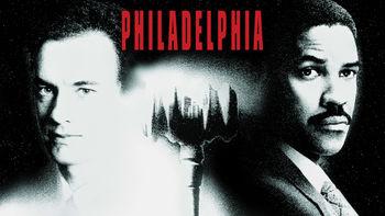 Netflix box art for Philadelphia
