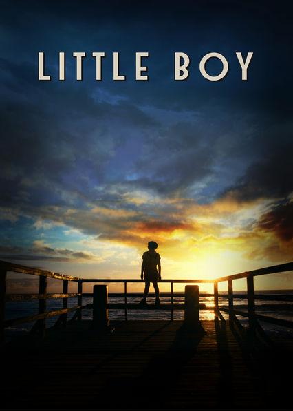 Little Boy Netflix BR (Brazil)
