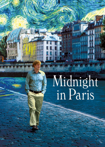 Midnight in Paris Netflix BR (Brazil)