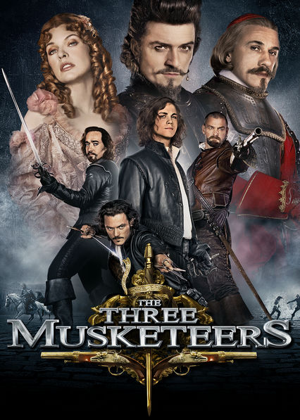 The Three Musketeers Netflix ES (España)