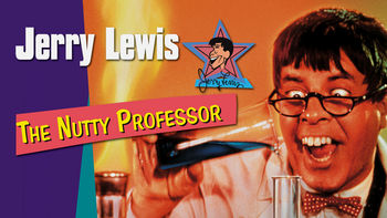Netflix box art for The Nutty Professor