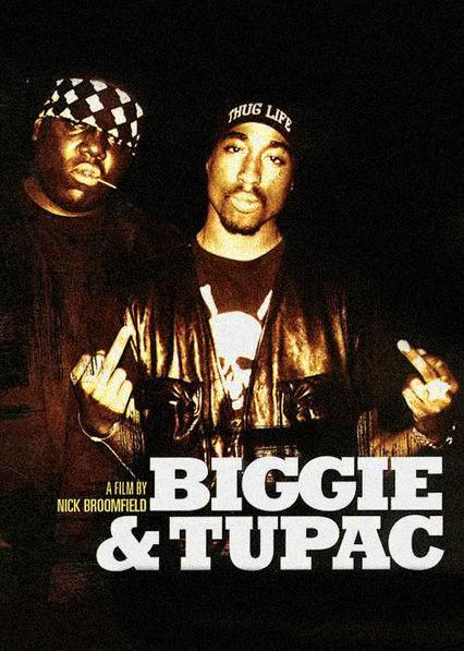 Carátula de Biggie & Tupac