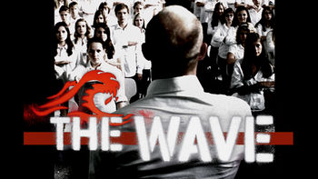 Netflix box art for The Wave