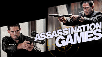 Netflix box art for Assassination Games