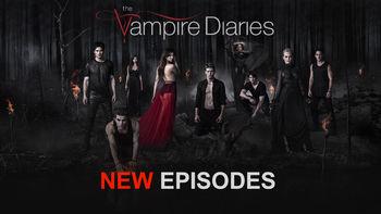 Netflix box art for The Vampire Diaries - Season 1