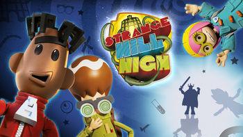 Netflix Box Art for Strange Hill High - Strange Hill High: Season 2