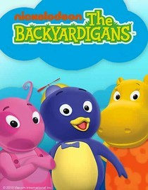 The Backyardigans: Season 2: Cops & Robots