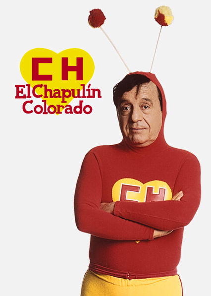 El Chapulin Colorado Netflix PR (Puerto Rico)