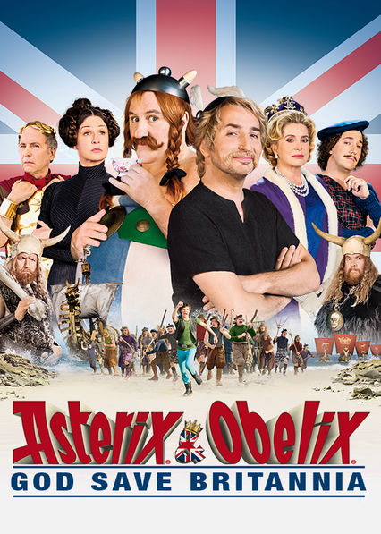 Asterix and Obelix: God Save Brittania Netflix ES (España)