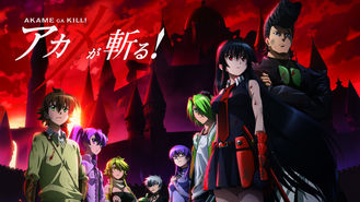 Netflix box art for Akame ga Kill! - Season 1