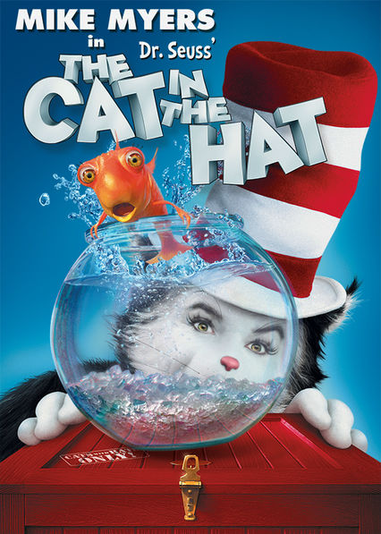 Dr. Seuss' The Cat in the Hat Netflix EC (Ecuador)