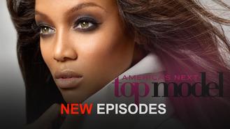Netflix box art for America's Next Top Model - Season 21