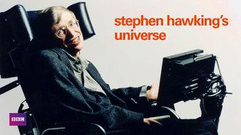 Netflix box art for Stephen Hawking's Universe - Season 1