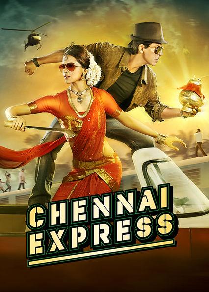 Chennai Express Netflix BR (Brazil)