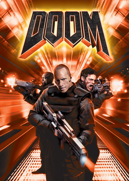 Doom Netflix UK (United Kingdom)