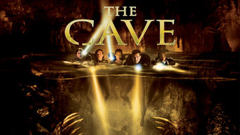 Netflix box art for The Cave