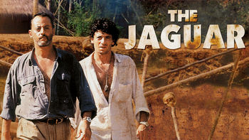 Netflix box art for The Jaguar