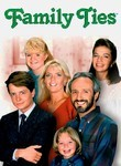 Family Ties: Season 6 Poster