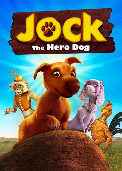 Jock the Hero Dog Netflix UK (United Kingdom)