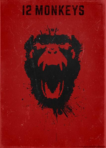 12 Monkeys Netflix BR (Brazil)