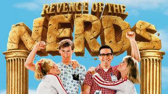 Netflix box art for Revenge of the Nerds