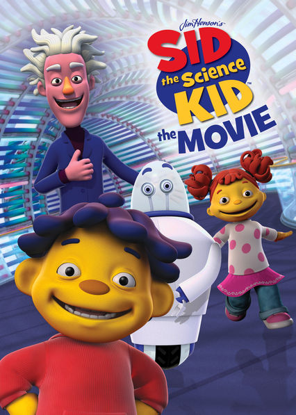 Sid the Science Kid: The Movie Netflix AR (Argentina)