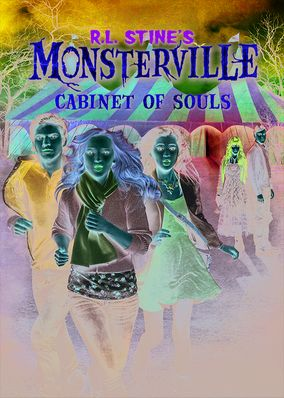 RL Stine's Monsterville: Cabinet of Souls