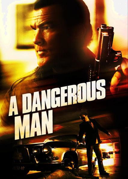 A Dangerous Man Netflix UK (United Kingdom)