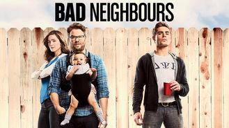 Netflix box art for Neighbors