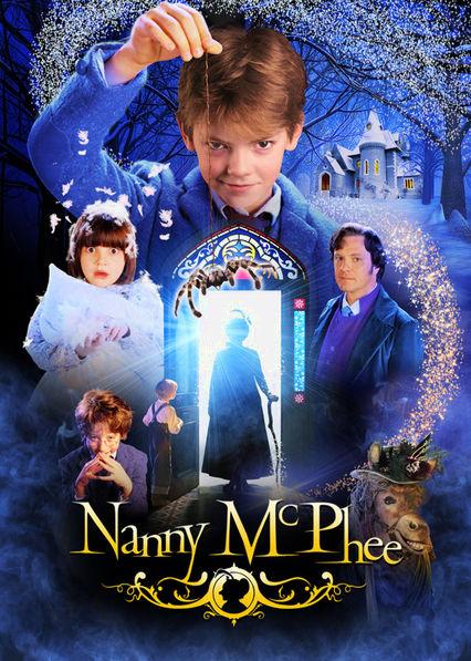 Nanny McPhee Netflix BR (Brazil)