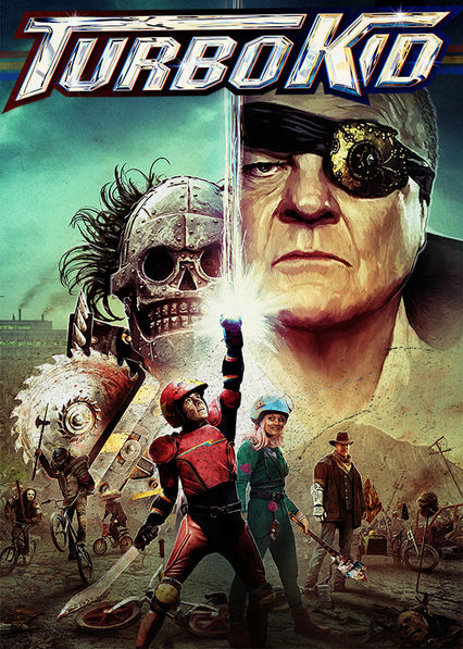 Turbo Kid Netflix UK (United Kingdom)