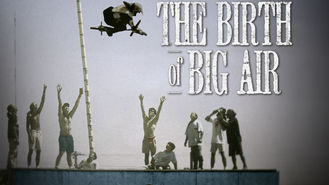 Netflix box art for 30 for 30: The Birth of Big Air