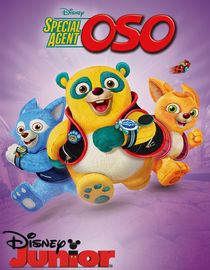 Special Agent Oso: Season 1: Hide Another Day / Live and Let Dry