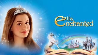 Netflix box art for Ella Enchanted
