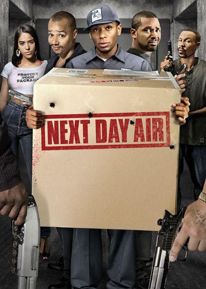 Next Day Air Netflix BR (Brazil)