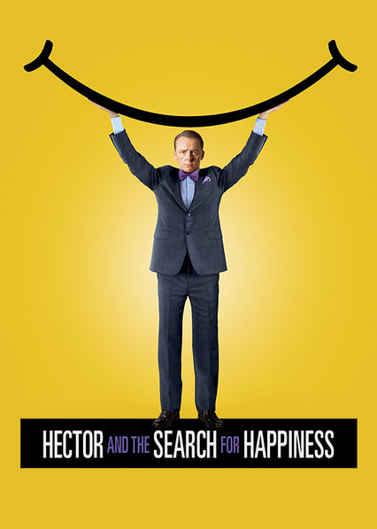 Hector and the Search for Happiness Netflix AR (Argentina)