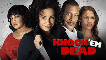 Netflix Box Art for Knock 'Em Dead