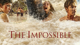 Netflix box art for The Impossible