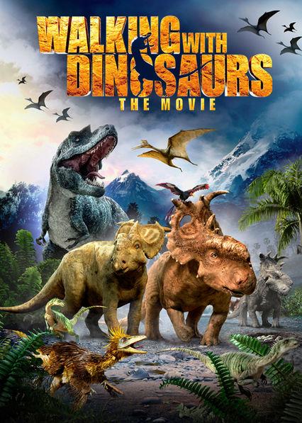 Walking with Dinosaurs Netflix ES (España)