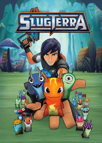 Slugterra Netflix AR (Argentina)