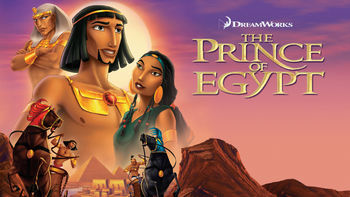 Netflix Box Art for Prince of Egypt, The